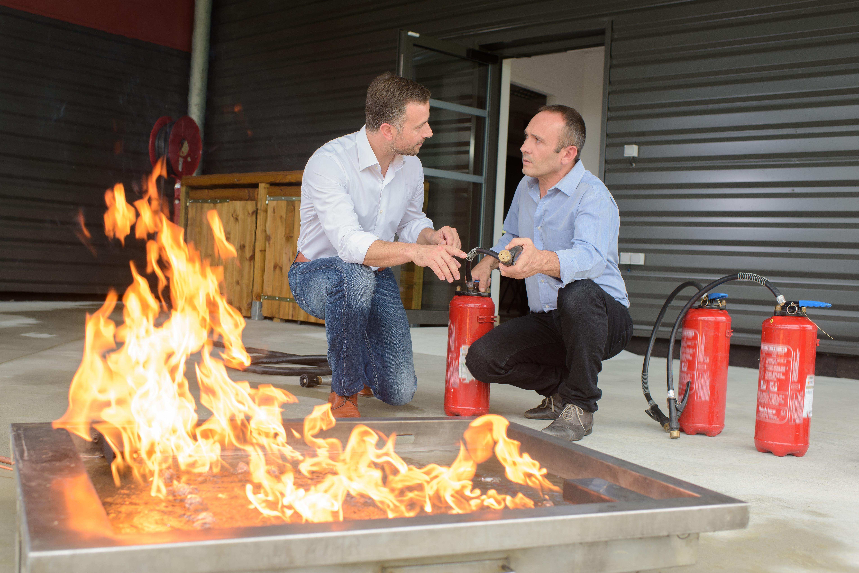Customer Site Fire Marshal Training