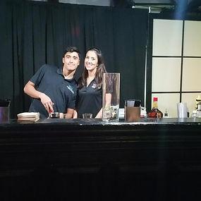 San Macos BBQ Bartending Team