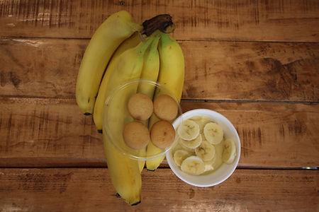 San Marcos BBQ Banana Pudding