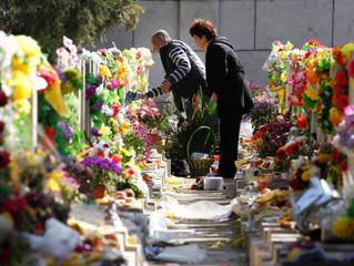 Commemorazione dei morti –Qin Ming Jie (清明节)