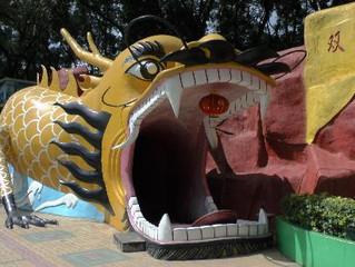 Da vedere: Parco Zhong Shan / Xin ha Ancient City