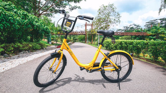 Guida alla Bike-Sharing arena di Shenzhen/ Little guide to the Bike-sharing arena in Shenzhen