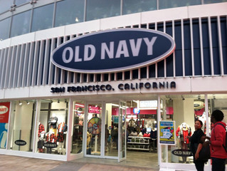 Shopping: Old Navy Store