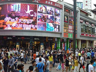 Shopping: Dong Men-老街