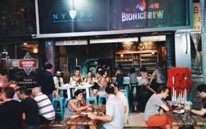 Volete bere un'ottima birra artigianale? Venite a Shenzhen/Fancy an original artisanal beer? Shenzhe