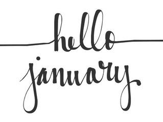 Hello January 2017