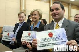 Nuovo sistema di green card per gli stranieri in Cina