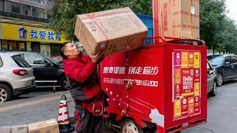 I migliori corrieri in Cina / Top Courier Services in China