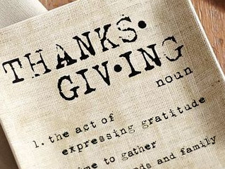 American Thanksgiving/Festa del ringraziamento