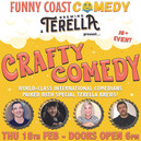 Crafty Comedy at Terella Brewery