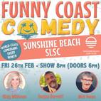 Jacques Barrett & Friends at Sunshine Beach SLSC