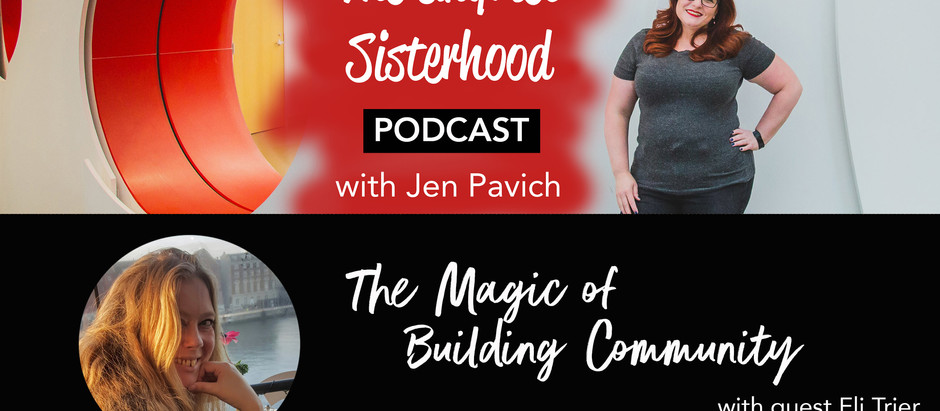 The Magic of Building Community with Eli Trier