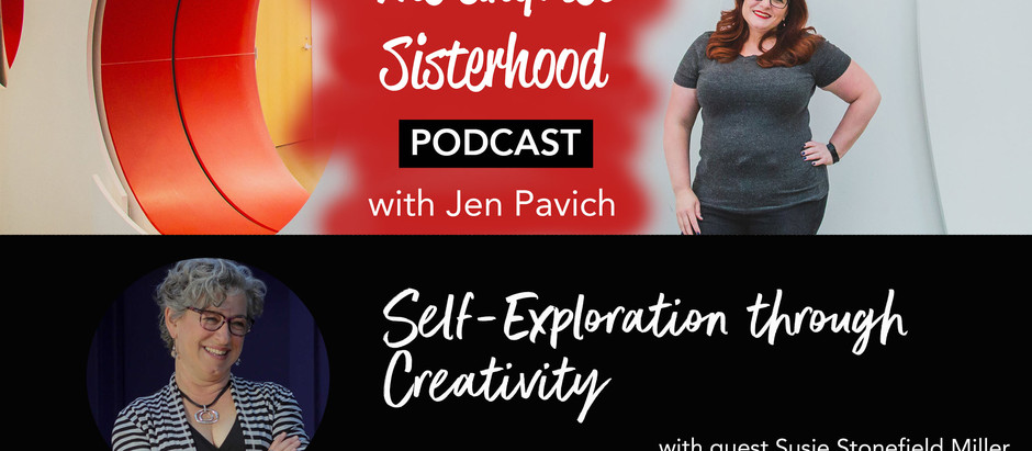 Self-exploration through Creativity with Susie Stonefield Miller