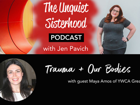 Trauma and Our Bodies with Maya Amos of YWCA Greater Austin