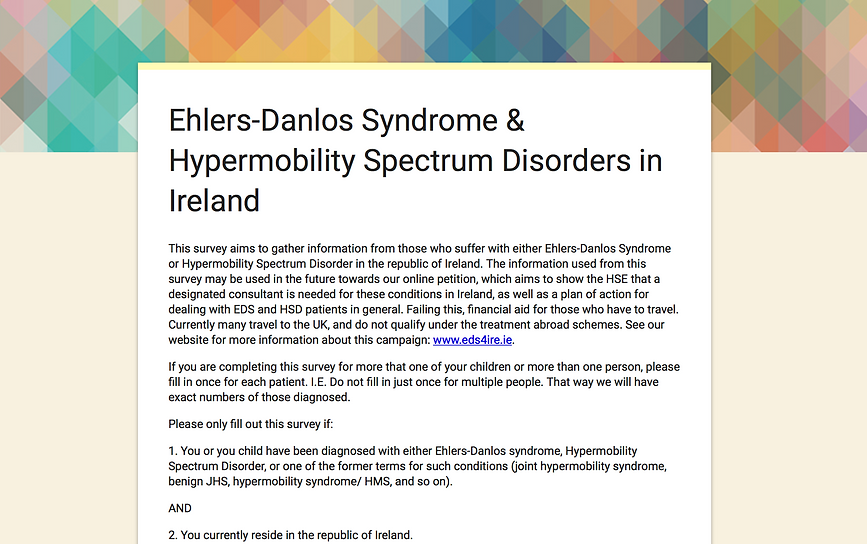 #EDS4IRE Poll