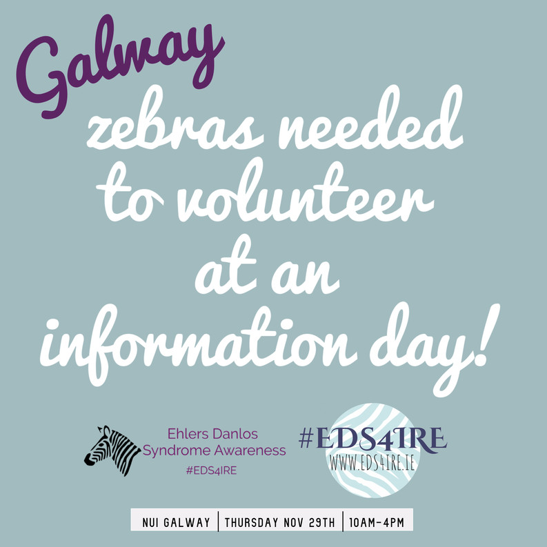07/11/2018 Galway Information Table