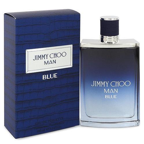 Jimmy Choo Man Blue by Jimmy Choo 3.3 oz Eau De Toilette Spray for men