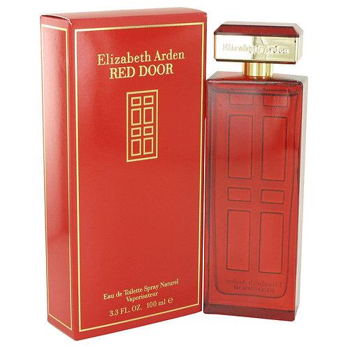 Red Door by Elizabeth Arden, 3.3 oz Eau De Toilette Spray for Women