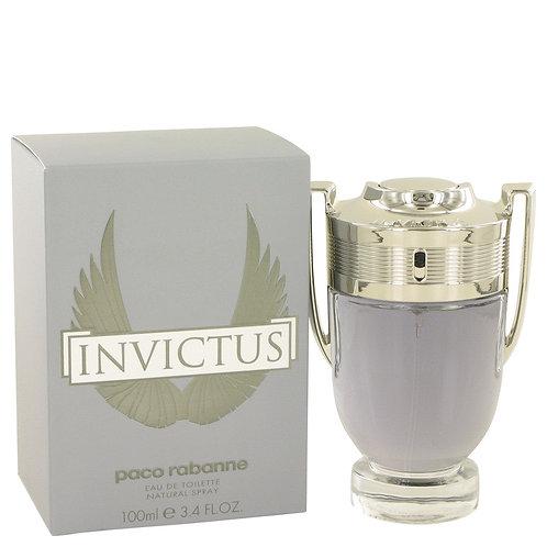 Invictus by Paco Rabanne 3.4 oz Eau De Toilette Spray for Men
