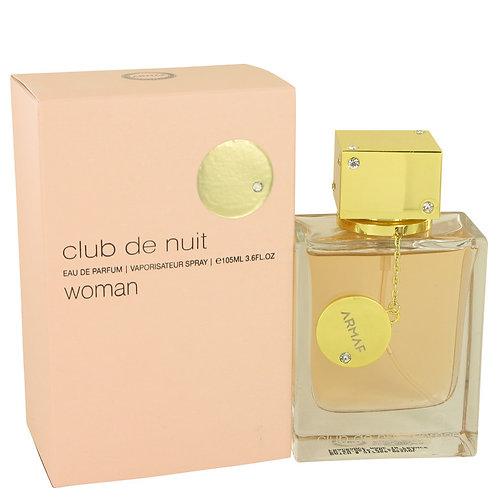 Club De Nuit by Armaf 3.6 oz Eau De Parfum Spray for women