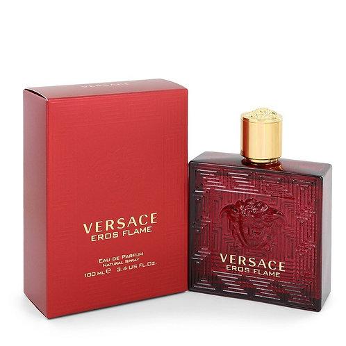 Versace Eros Flame by Versace 3.4 oz Eau De Parfum Spray for men