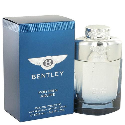 Bentley Azure by Bentley 3.4 oz Eau De Toilette Spray for men