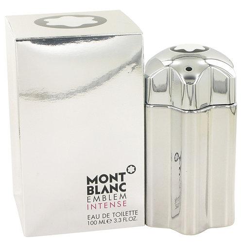 Montblanc Emblem Intense by Mont Blanc, 3.4 oz Eau De Toilette Spray for Men