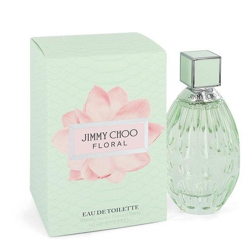 Jimmy Choo Floral by Jimmy Choo 3 oz Eau De Toilette Spray for women