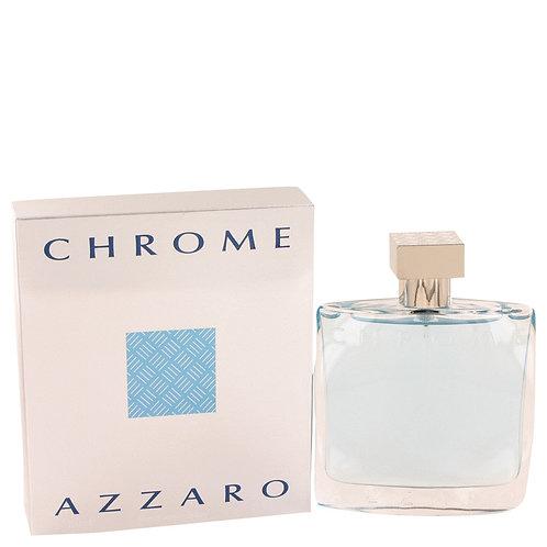 Chrome by Azzaro, 3.4 oz Eau De Toilette Spray for Men