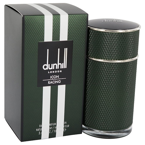 Dunhill Icon Racing by Alfred Dunhill 3.4 oz Eau De Parfum Spray for men