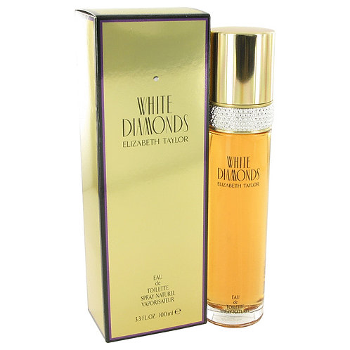 White Diamonds by Elizabeth Taylor 3.3 oz Eau De Toilette Spray for Women