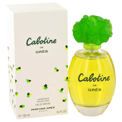 Cabotine by Parfums Gres, 3.3 oz Eau De Parfum Spray for Women