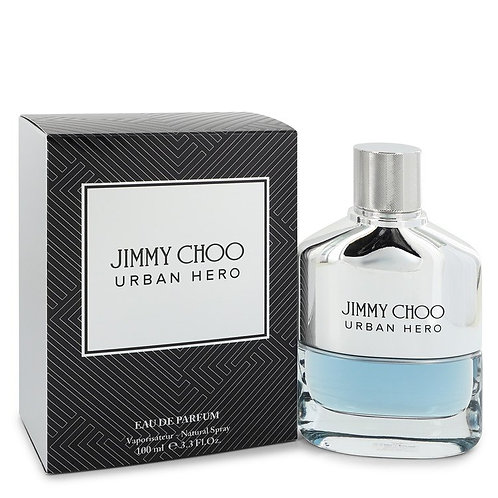 Jimmy Choo Urban Hero by Jimmy Choo 3.3 oz Eau De Parfum Spray for men