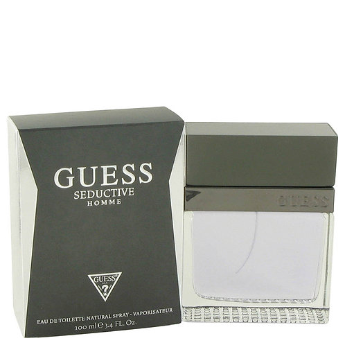 Guess Seductive by Guess 3.4 oz Eau De Toilette Spray for men