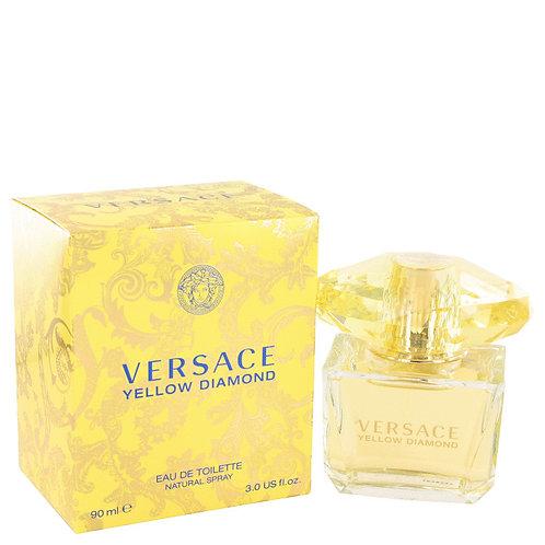 Versace Yellow Diamond by Versace 3 oz Eau De Toilette Spray for women