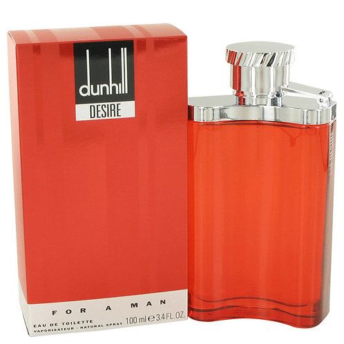 Desire by Alfred Dunhill 3.4 oz Eau De Toilette Spray for Men