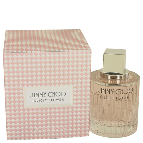 Jimmy Choo Illicit Flower by Jimmy Choo 3.3 oz Eau De Toilette Spray for women