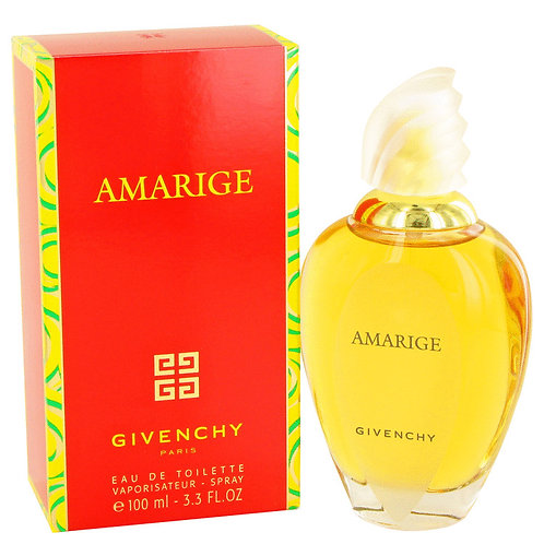 Amarige by Givenchy, 3.4 oz Eau De Toilette Spray for Women