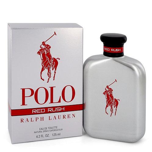 Polo Red Rush by Ralph Lauren 4.2 oz Eau De Toilette Spray for men