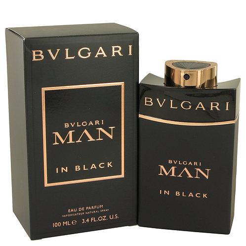 Bvlgari Man In Black by Bvlgari, 3.4 oz Eau De Parfum Spray for Men