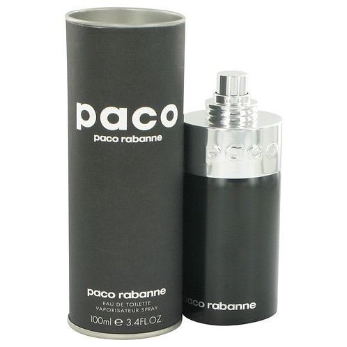 Paco Unisex by Paco Rabanne 3.4 oz Eau De Toilette Spray (Unisex)