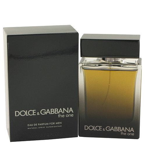 The One by Dolce & Gabbana 3.3 oz Eau De Parfum Spray for men