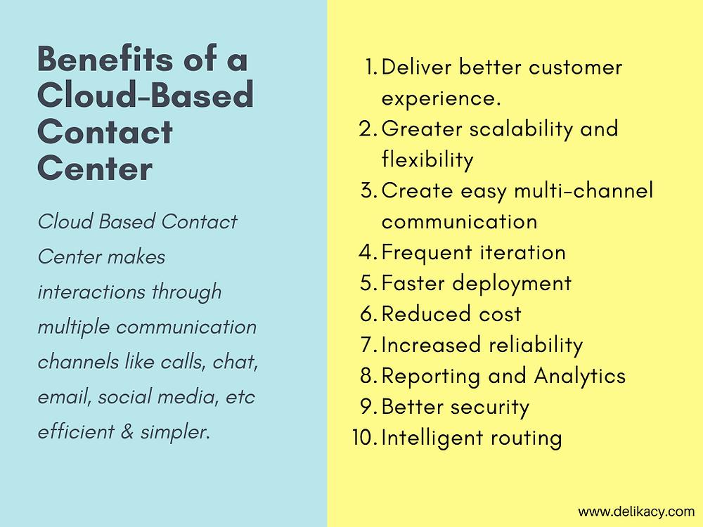 Benefits of a Cloud Based Contact Center. Twilio Flex, Amazon Connect, Twilio Studio