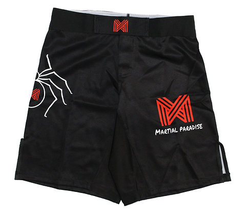 Grappling Shorts BJJ/MMA - Spider - Adults