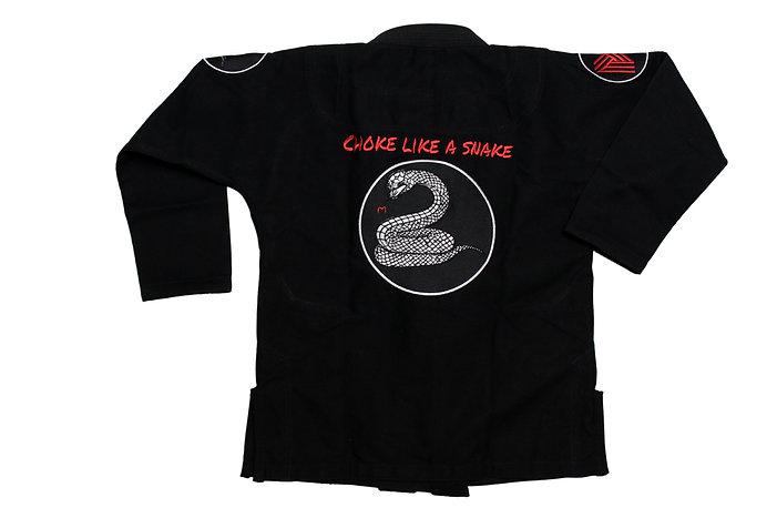 'Choke like a snake' Lightweight - Jiu-Jitsu Gi