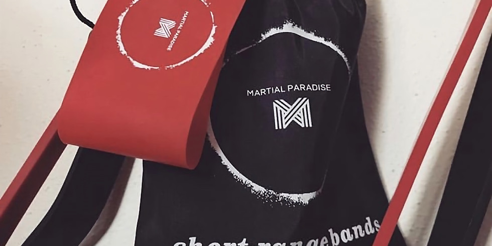 Resistance Bands workshop with Coach Mathew, presented by Martial Paradise