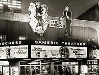 Philadelphia Theatrical Marquee