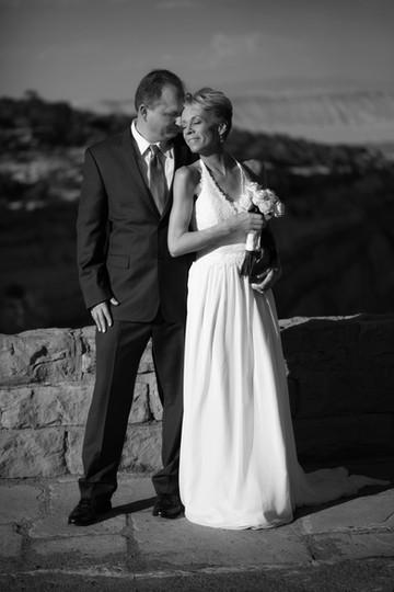 B&W Wedding BS & LS