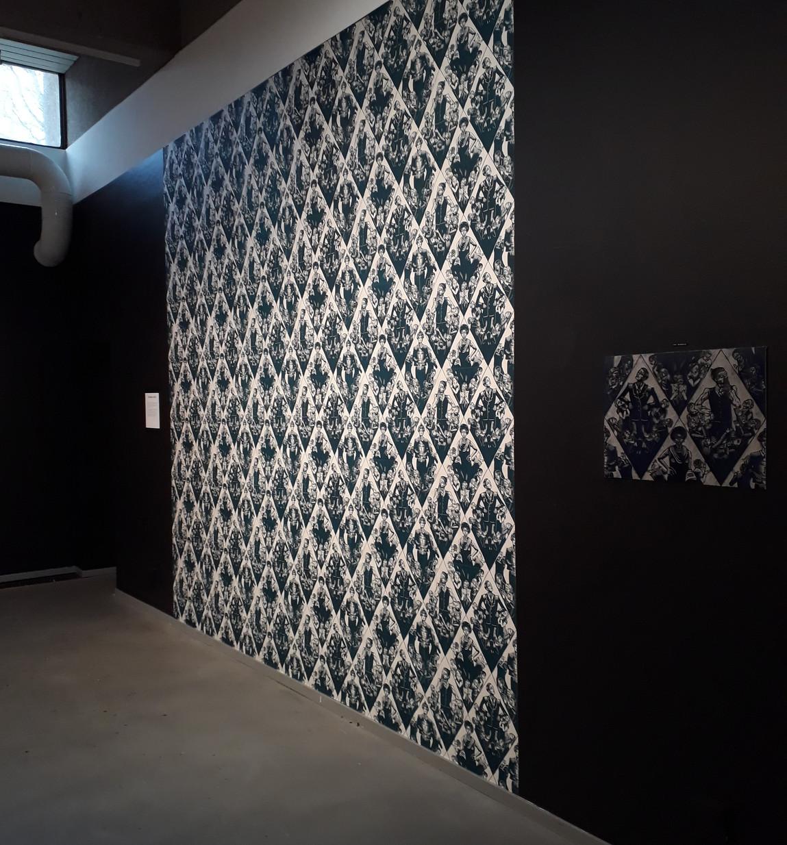 Bild från utställning