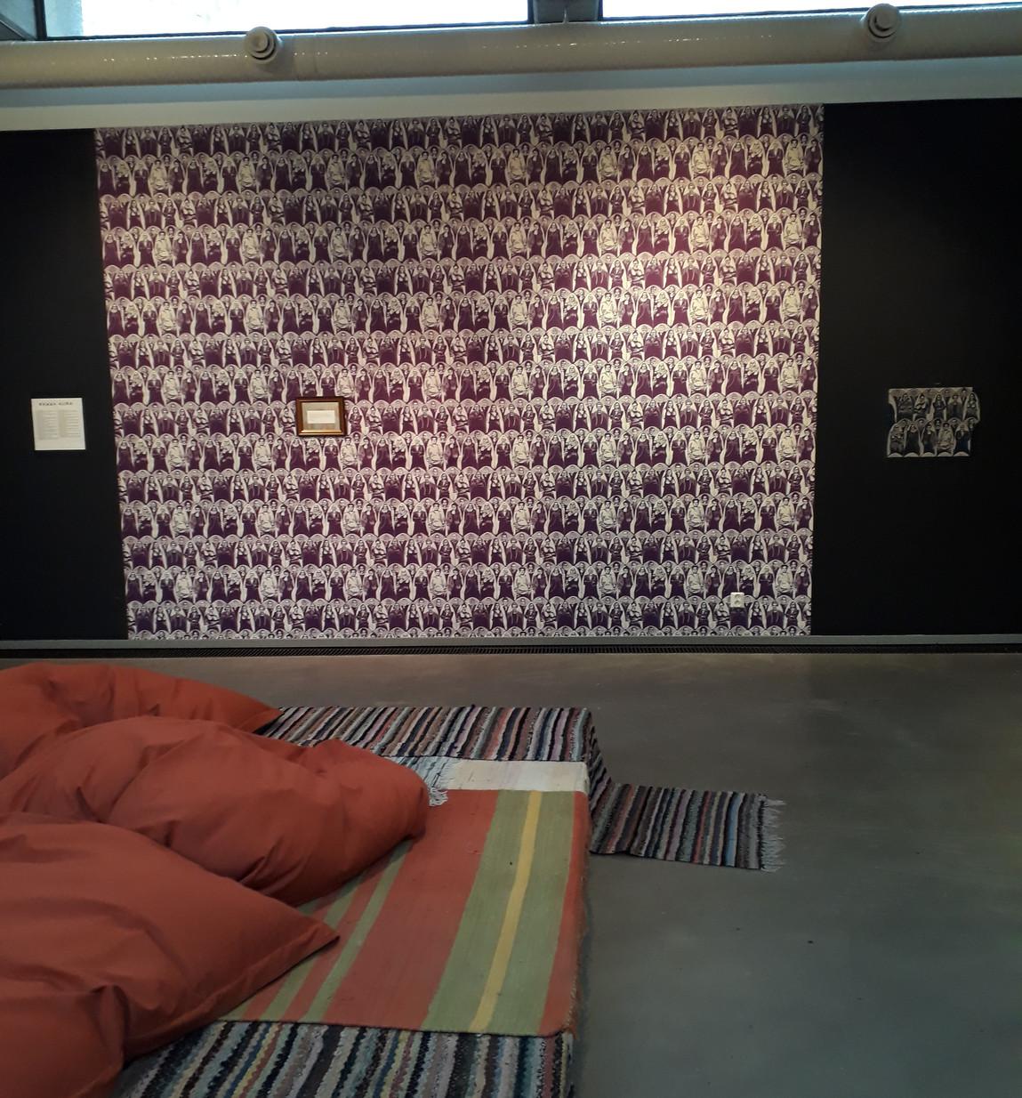 Bild från utställningen